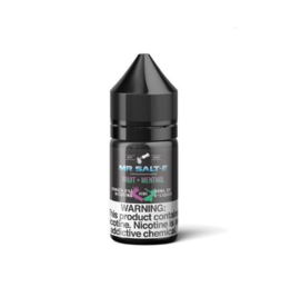Mr. Salt-E Fruit + Menthol by Mr Salt-E