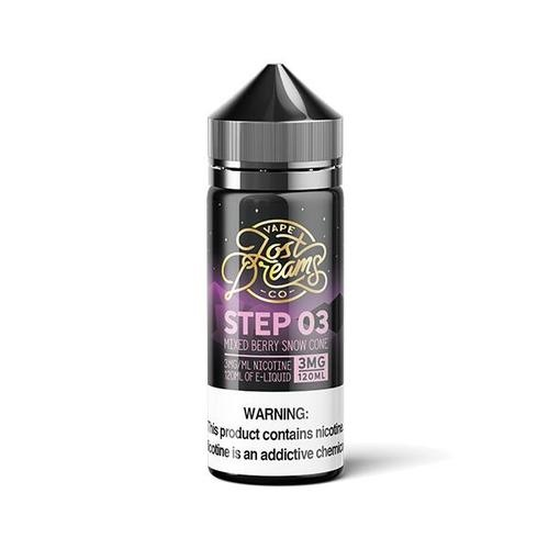 Lost Dreams Vape Co. Step 03 by Lost Dreams Vape Co.