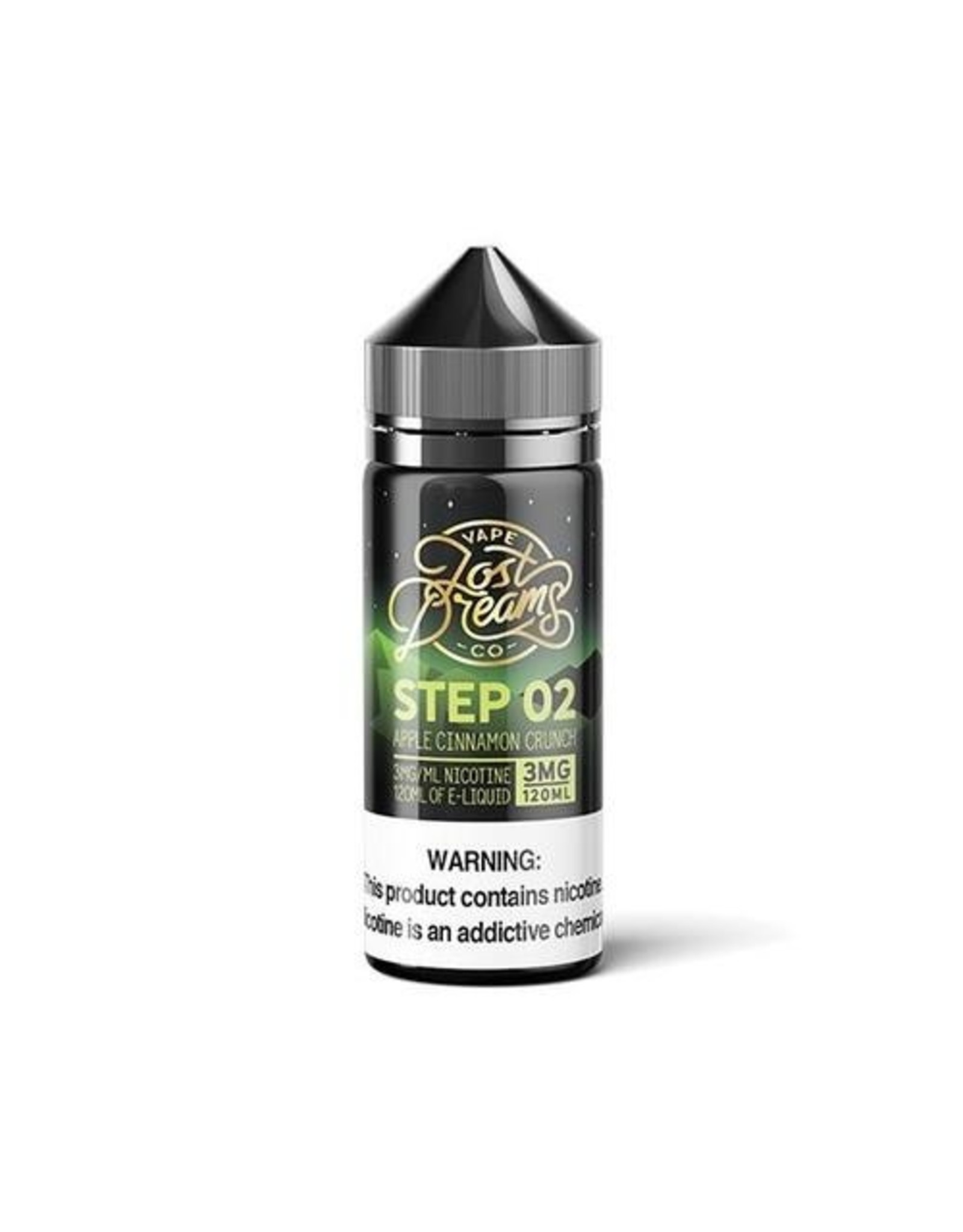 Lost Dreams Vape Co. Step 02 by Lost Dreams Vape Co.