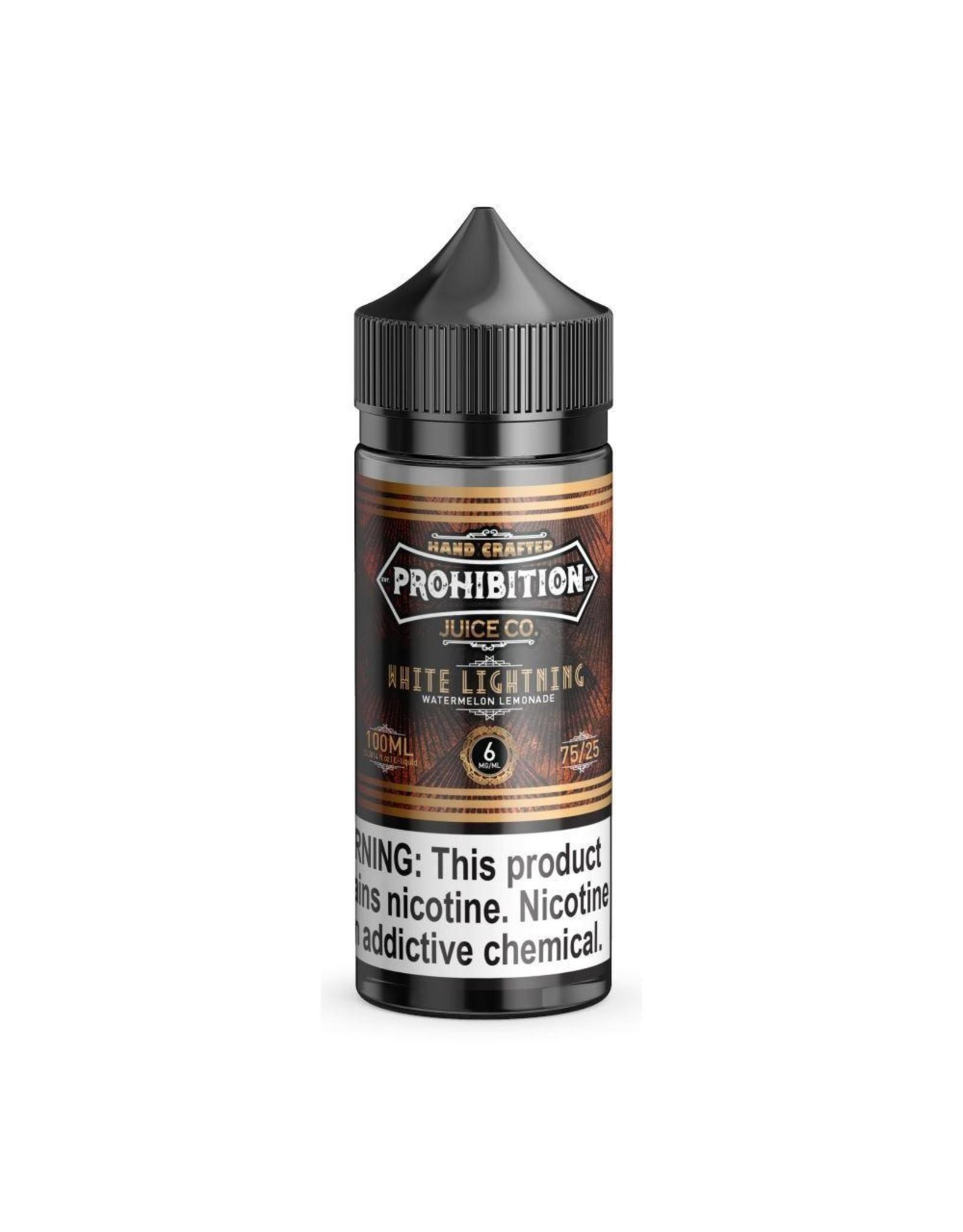 Prohibition Juice Co. White Lightning by Prohibition Juice Co.