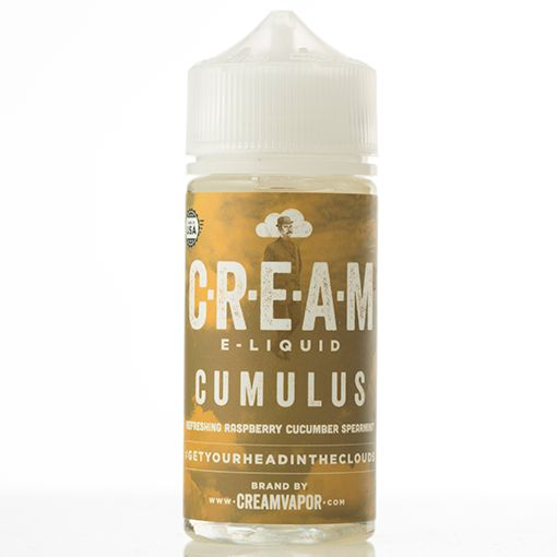 Cream Vapor Cumulus by Cream Vapor