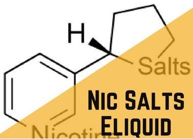 E-Liquid: Nic Salts