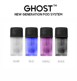 Ghost Pods Refillable Cartridges