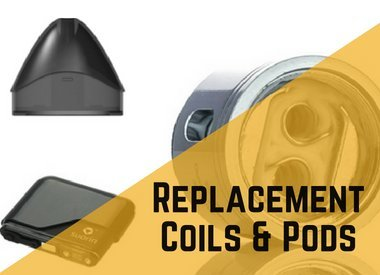 Replacement Coils and Pods