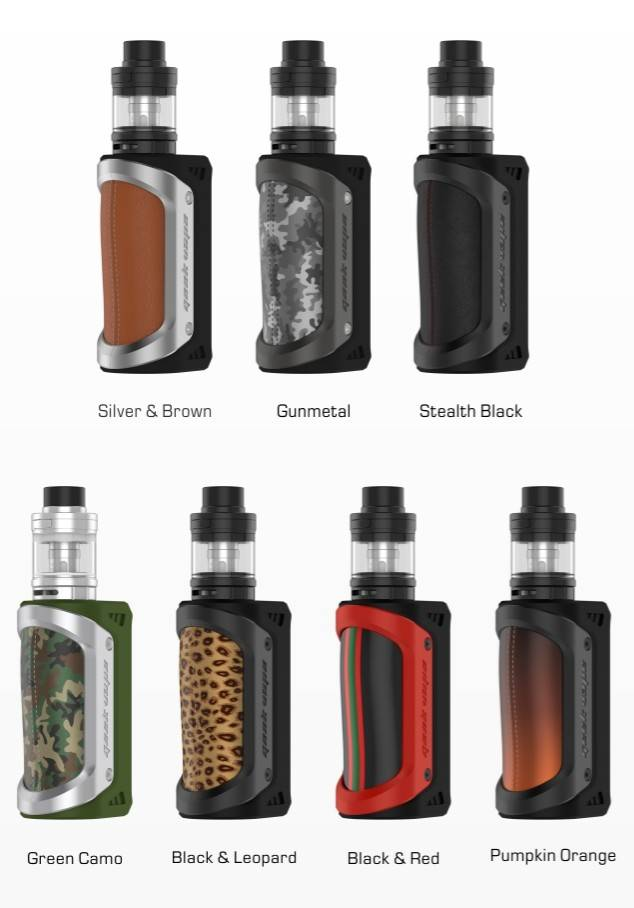 GeekVape Aegis Full Kit