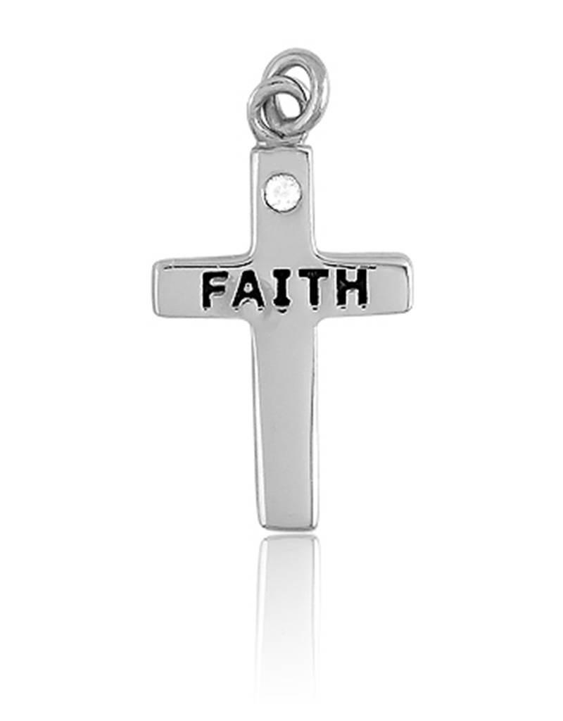 Cross Faith Charm 16mm