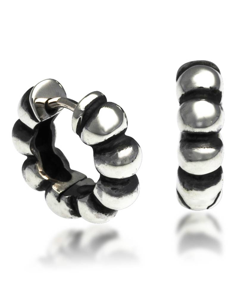 ZINA Centipede Huggie Earrings 15mm