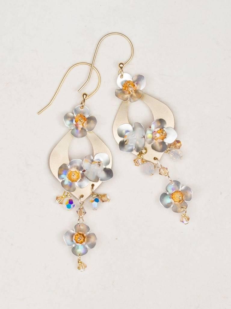 HOLLY YASHI Hawaiian Wedding Earrings *4081
