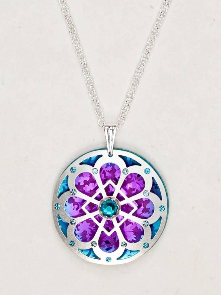 HOLLY YASHI Turquoise Morning Light Necklace *10540