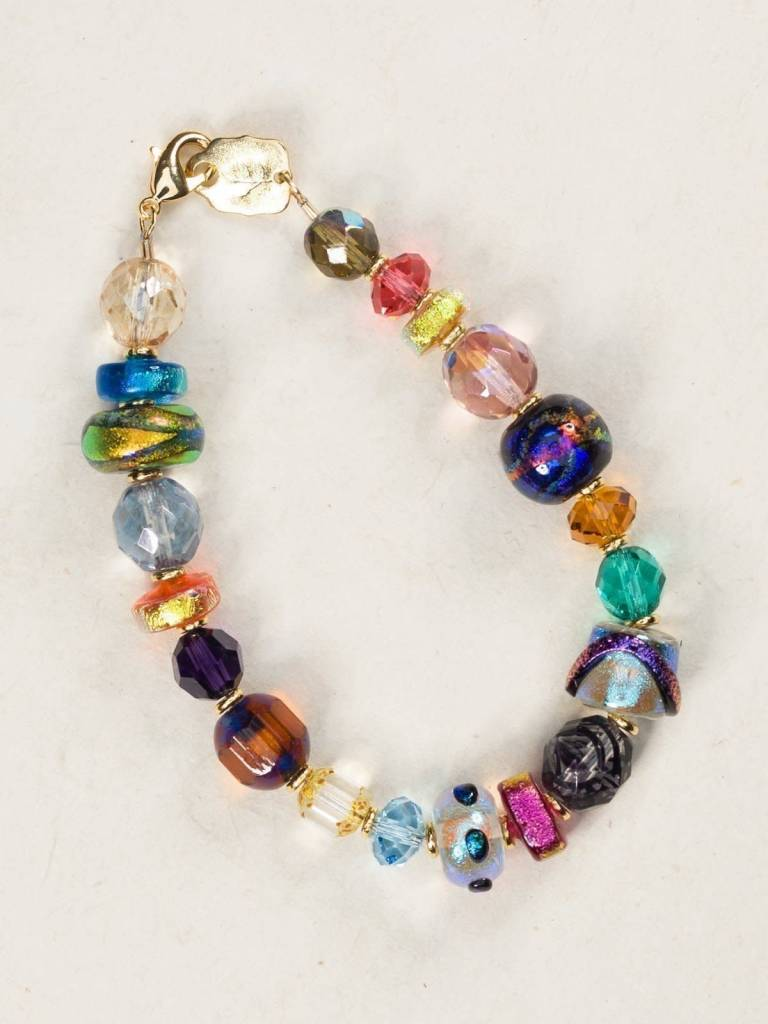 HOLLY YASHI Multi Coco Bracelet *10131