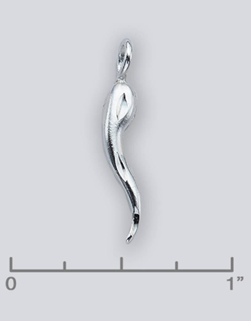 Italian Horn Charm 20mm
