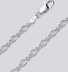 """Figure Eight 080 Bracelet 7"""""""