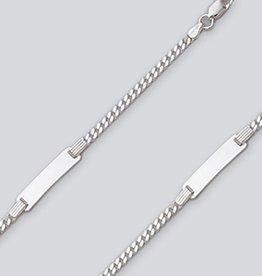 Curb 080 ID Bracelet
