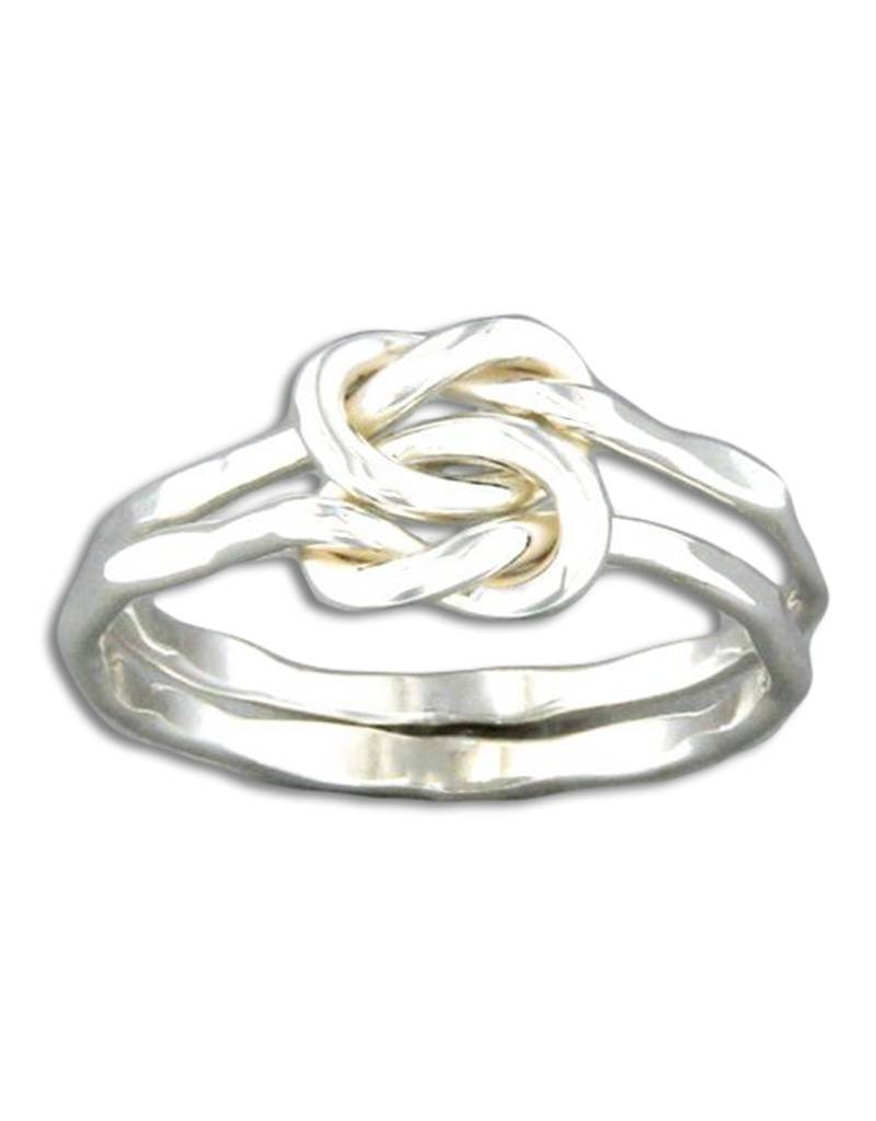 MRK Double Love Knot Ring