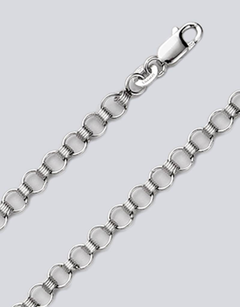 "Sm Charm Link Bracelet 7"""