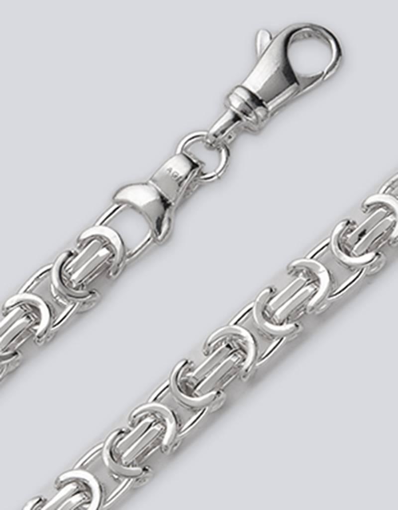 Flat Byzantine 115 Necklace