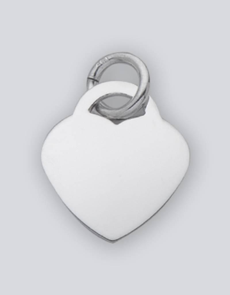 Heart ID Tag 22mm
