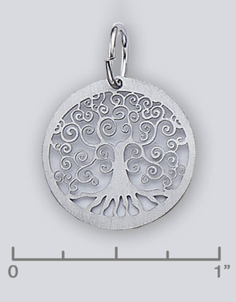 AZU Tree of Life Charm 20mm