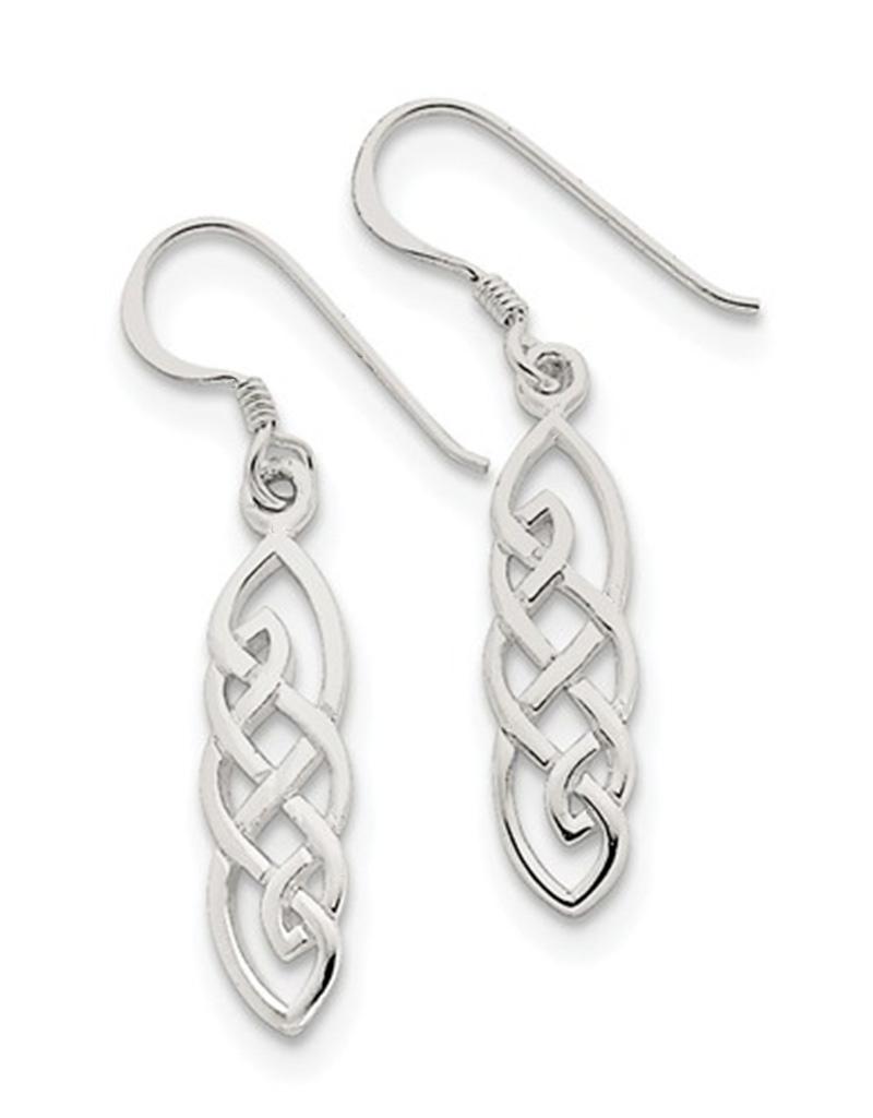 Celtic Knot Earrings 20mm