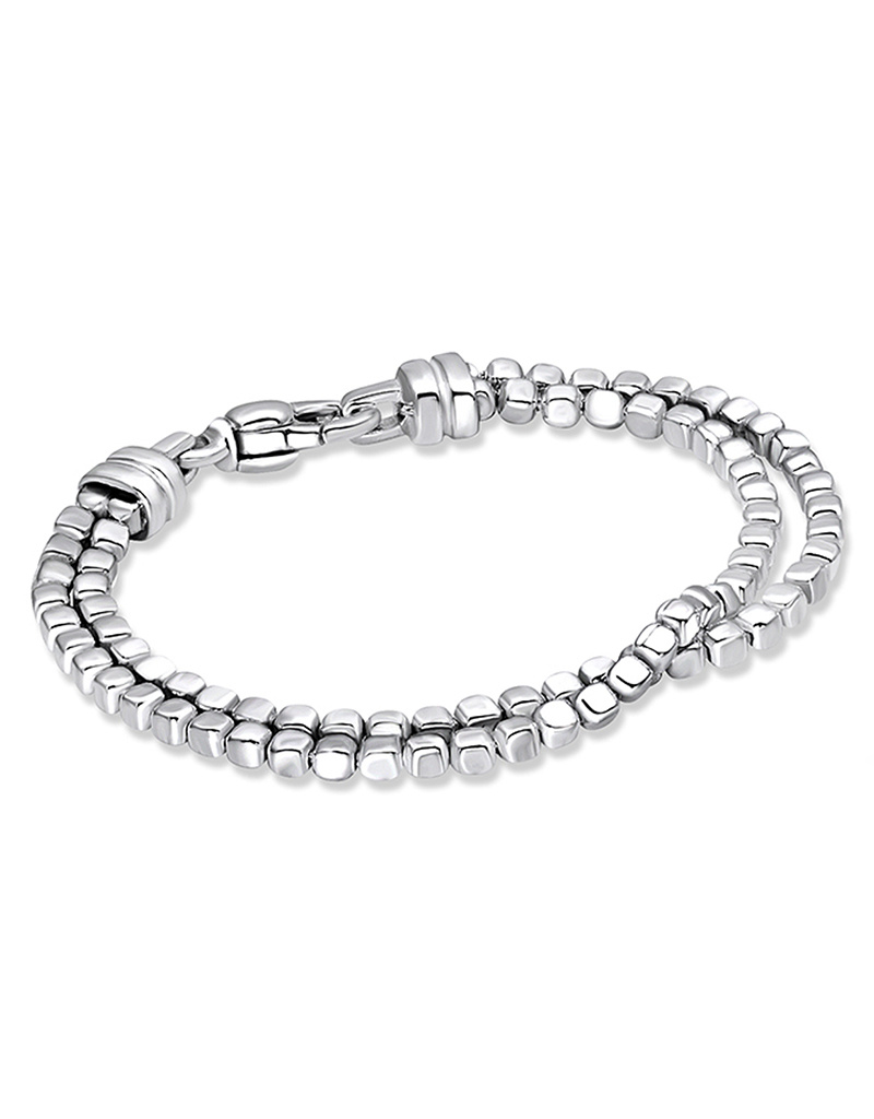 "ZINA Ice Cube Bracelet 7.5"""