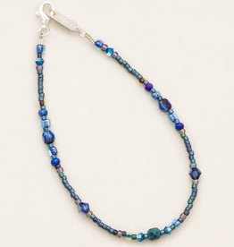 HOLLY YASHI Denim Sonoma Bead Bracelet *18836