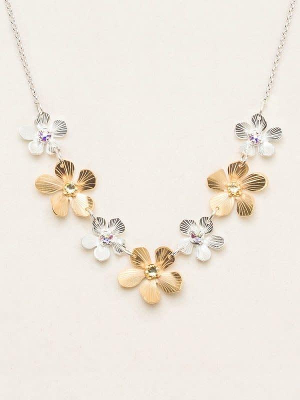 HOLLY YASHI Plumeria Classic Necklace *30700