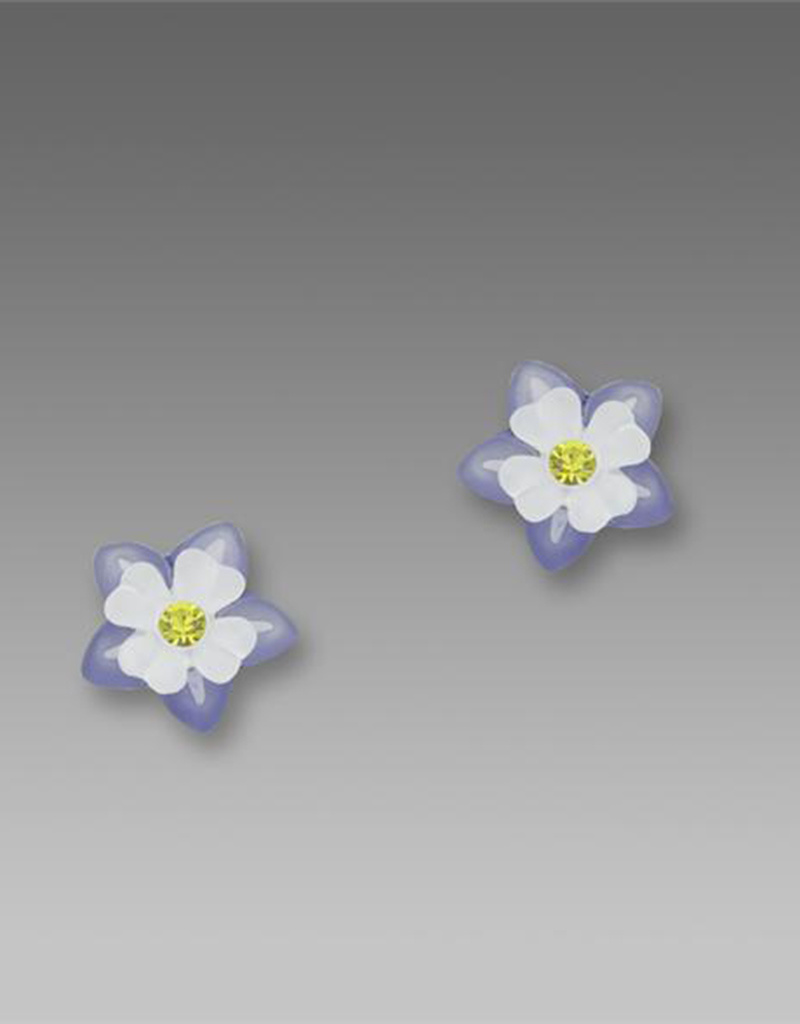 Columbine Post Earrings