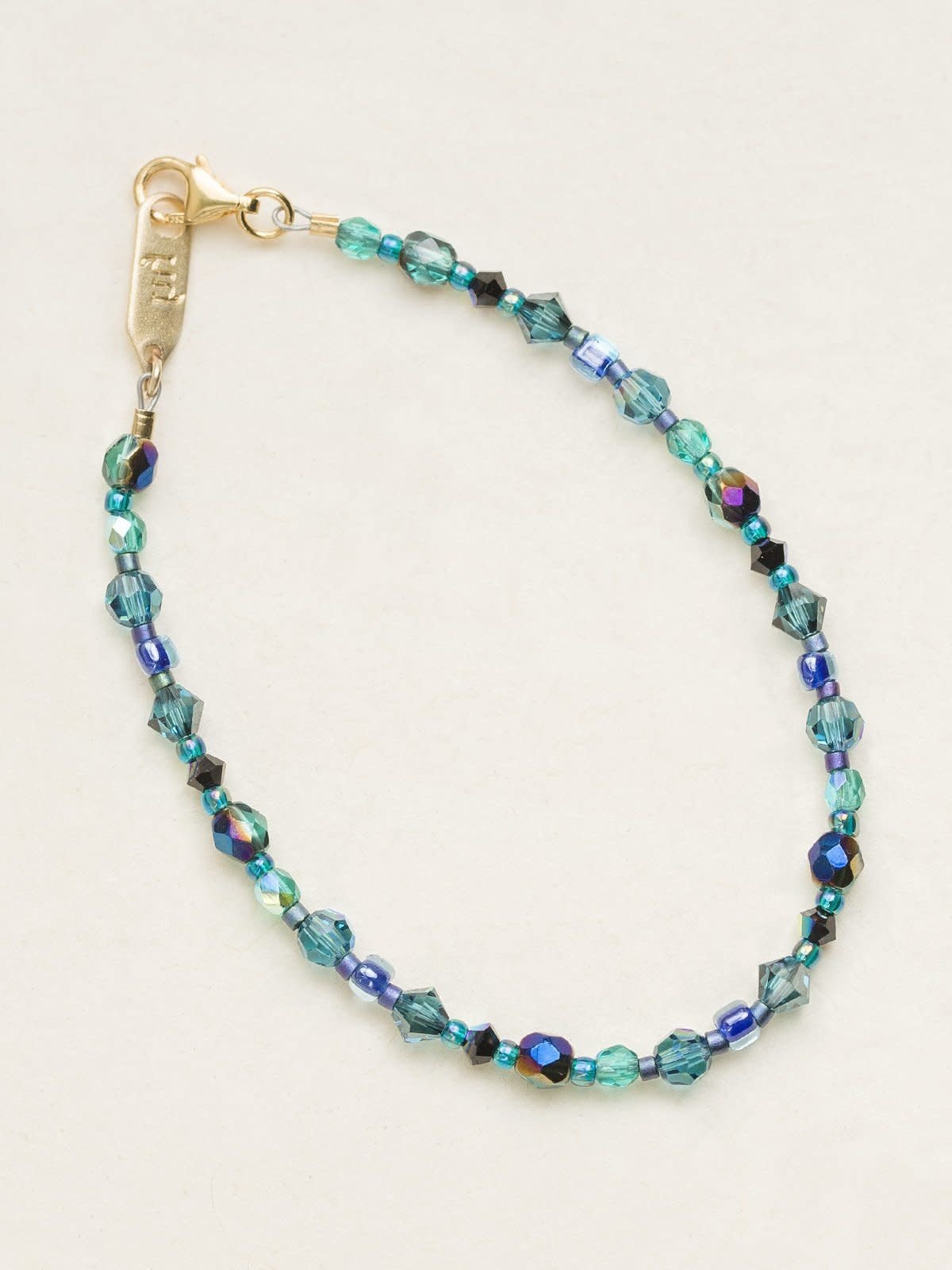 HOLLY YASHI Blue Rainbow Reflections Bracelet *90190
