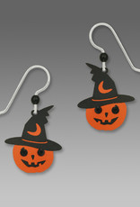 Halloween Pumpkin Earrings