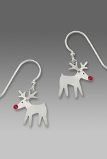 Rudolph the Red Nosed Reindeer Earrings