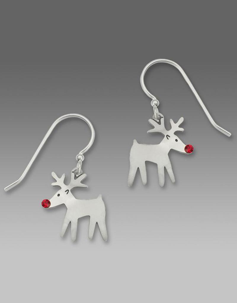 Rudolph the Red Nosed Reindeer Earrings