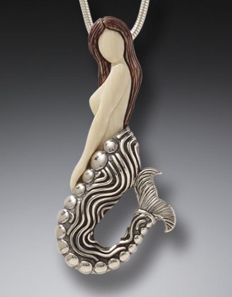 ZEALANDIA Mermaid Minx Pendant