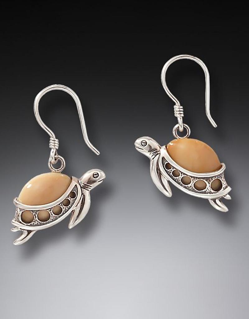 ZEALANDIA Turtle Hatchlings Earrings