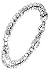 """ZINA Zina Sterling Silver Ice Cube Bracelet 7.5"""""""