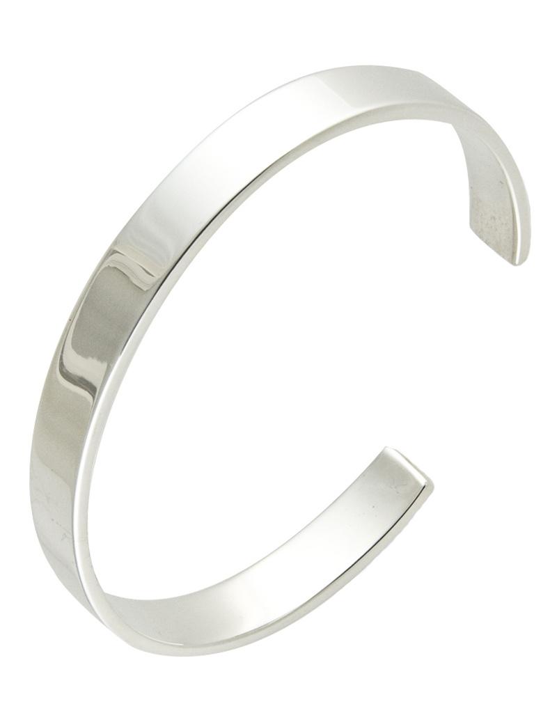 ZINA Zina Thin Plain Cuff Bracelet