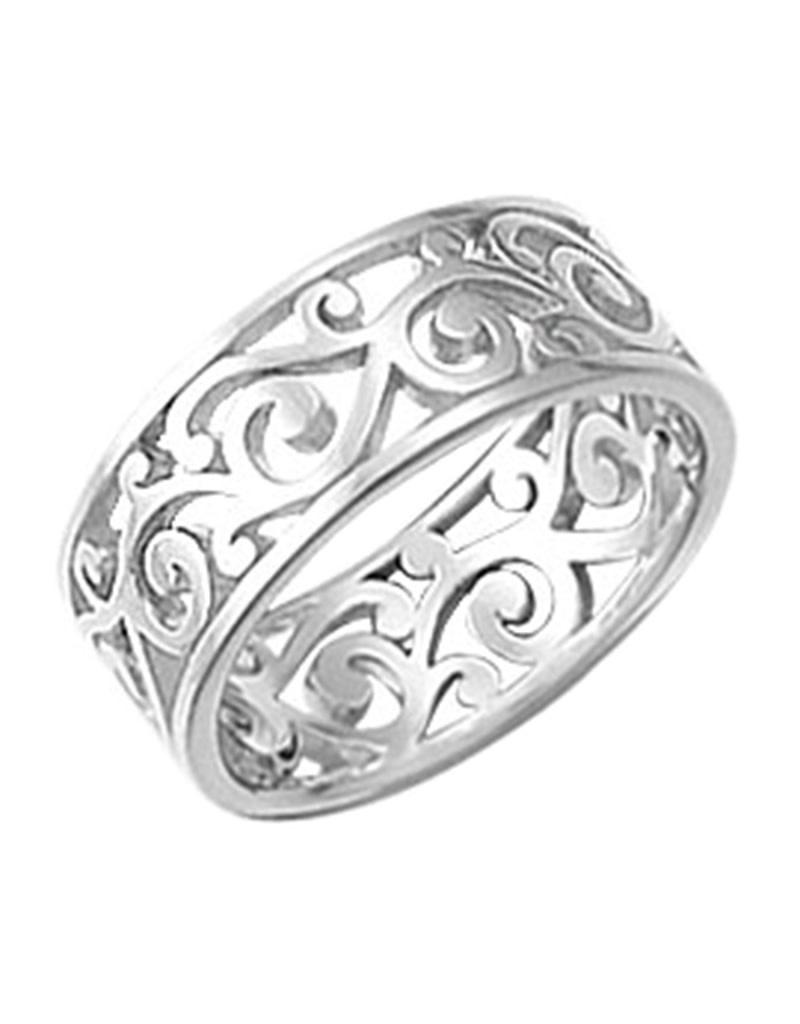 Filigree Band Ring