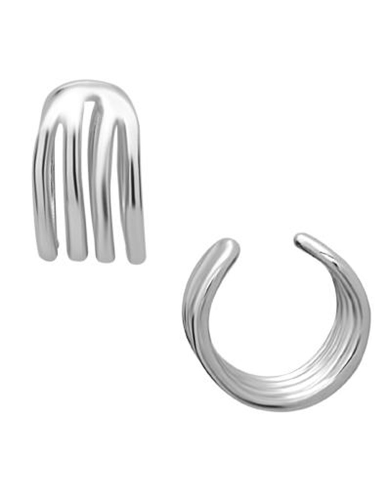 Pair of 4-Bar Ear Cuff Earrings