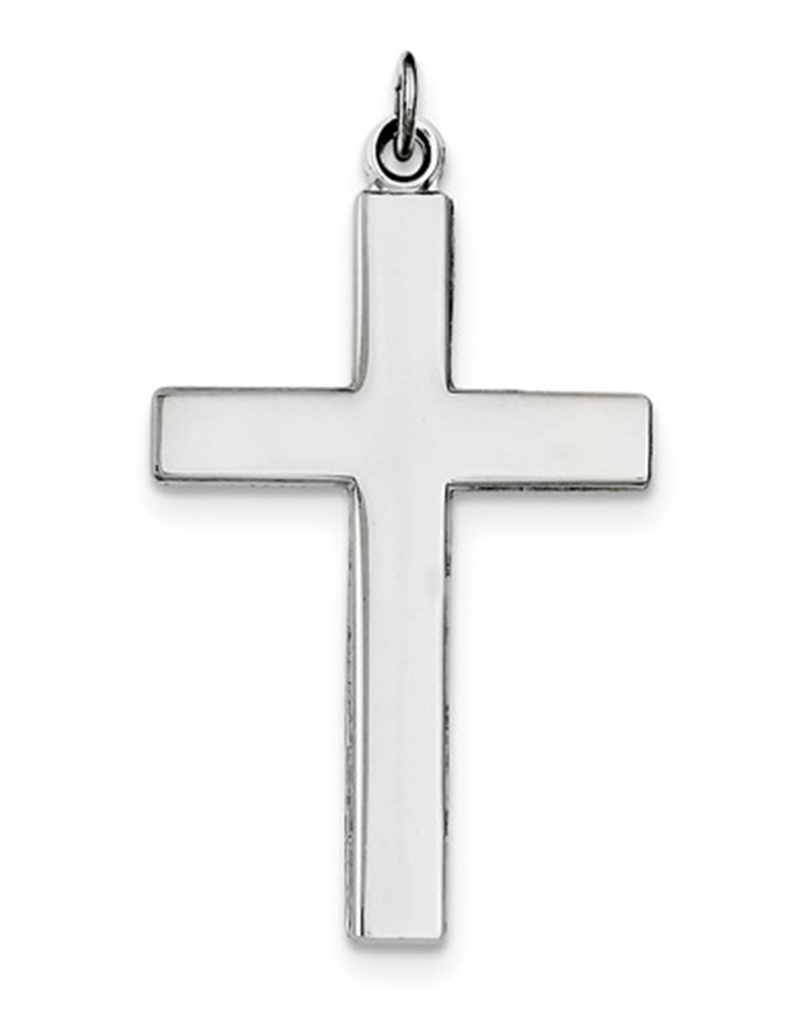 Cross Prayer Pendant 44mm