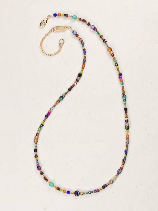 HOLLY YASHI Confetti Sonoma Bead Necklace *18720