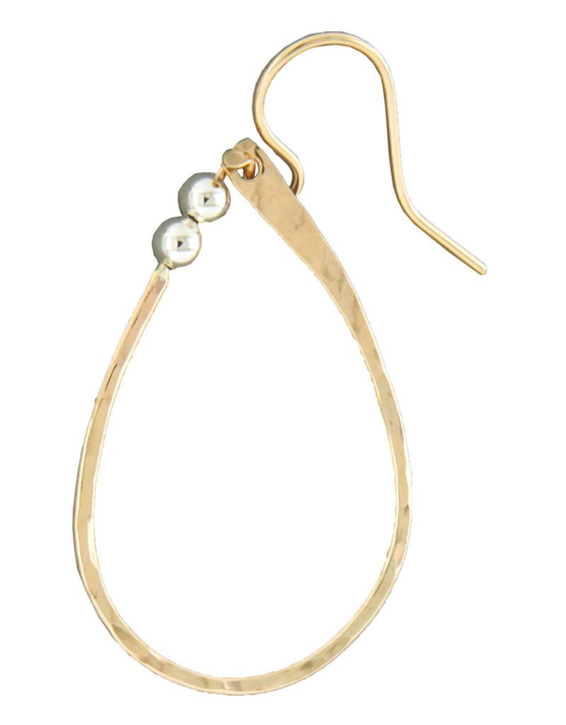 Dancer Gold Filled Earrings