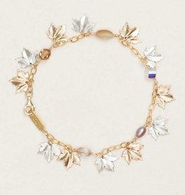 HOLLY YASHI Gold Maple Leaf Bracelet *17913