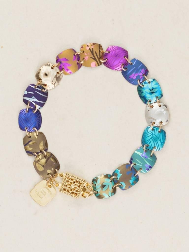 "HOLLY YASHI Multi Aurora Bracelet 7"" *108"