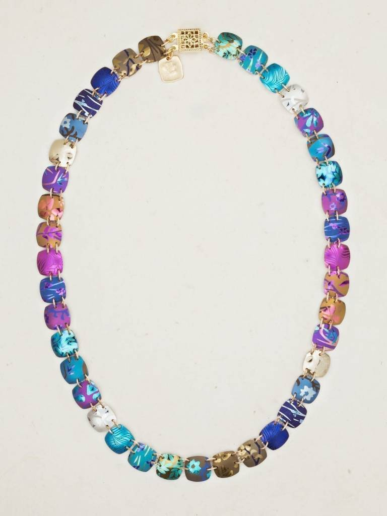 HOLLY YASHI Multi Aurora Necklace *1080