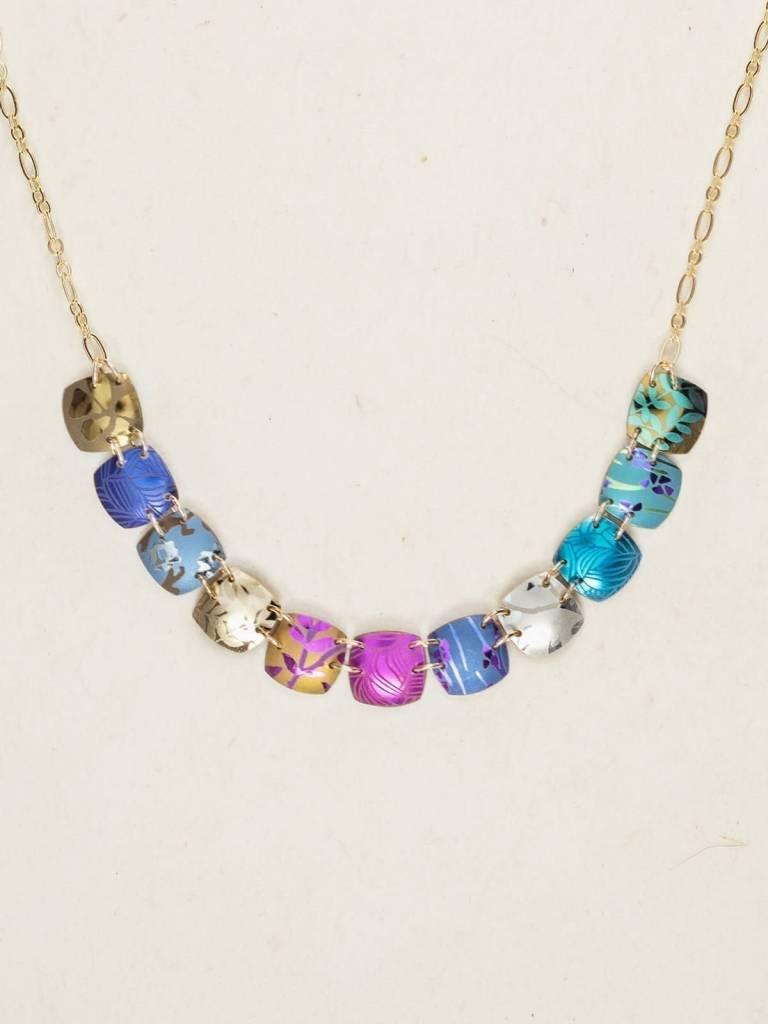 HOLLY YASHI Multi Elara Necklace *1081