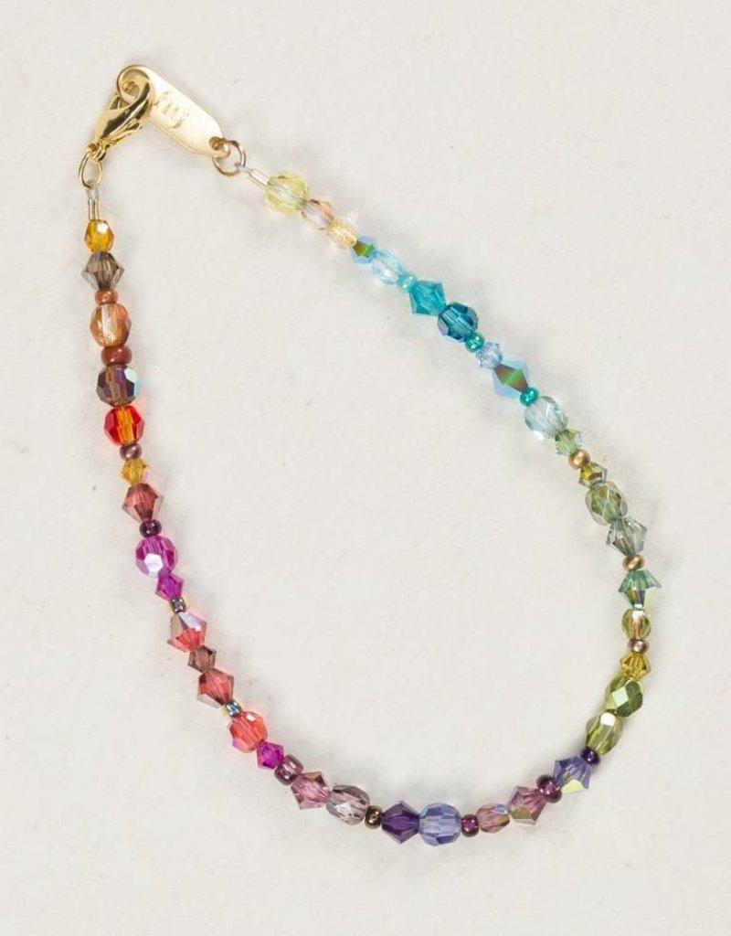 HOLLY YASHI Holly Yashi Rainbow Reverie Bracelet *603