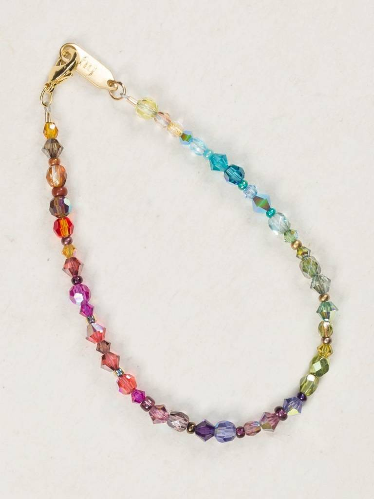 HOLLY YASHI Rainbow Reverie Bracelet *603
