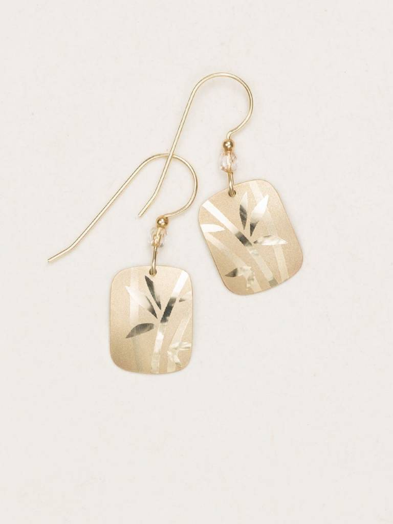 HOLLY YASHI Gold Whisper Earring *12431