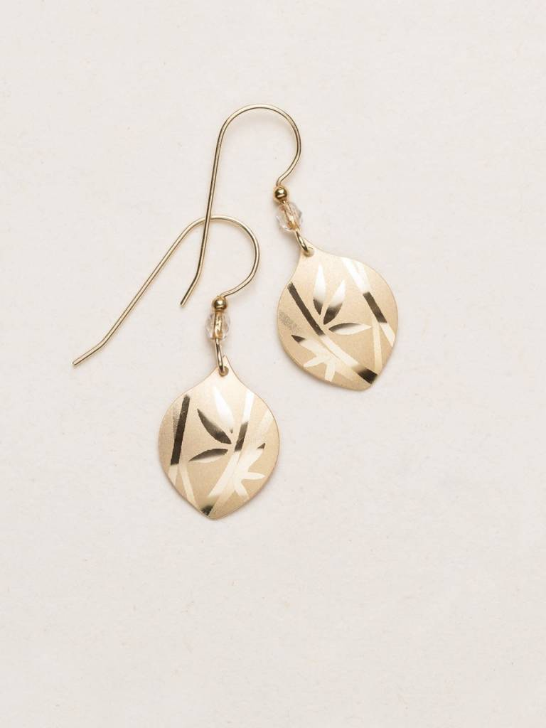 HOLLY YASHI Gold Arietta Earrings *12441