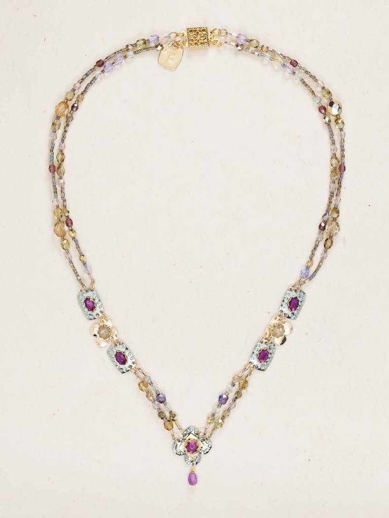 HOLLY YASHI Royal Courtship Necklace *17008