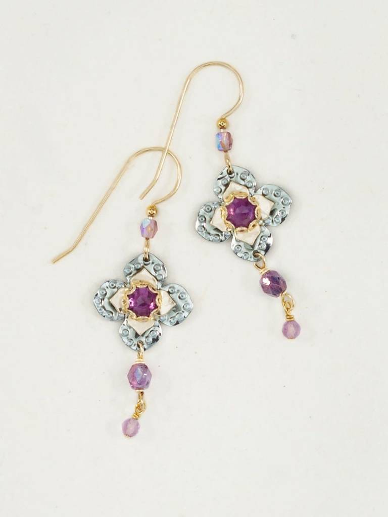 HOLLY YASHI Royal Courtship Earrings *17016